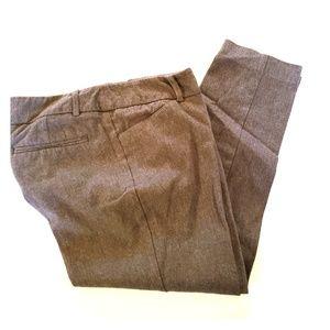 Merona Grey Ankle Pants